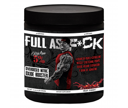 5% NUTRITION Full As F*ck 360g / 30serv - Fruit Punch